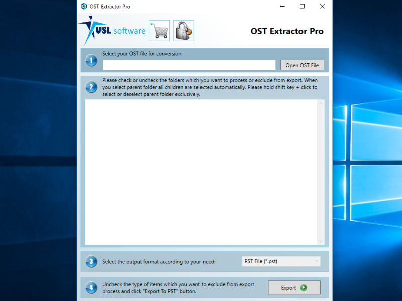 OST Extractor Pro - click for full size