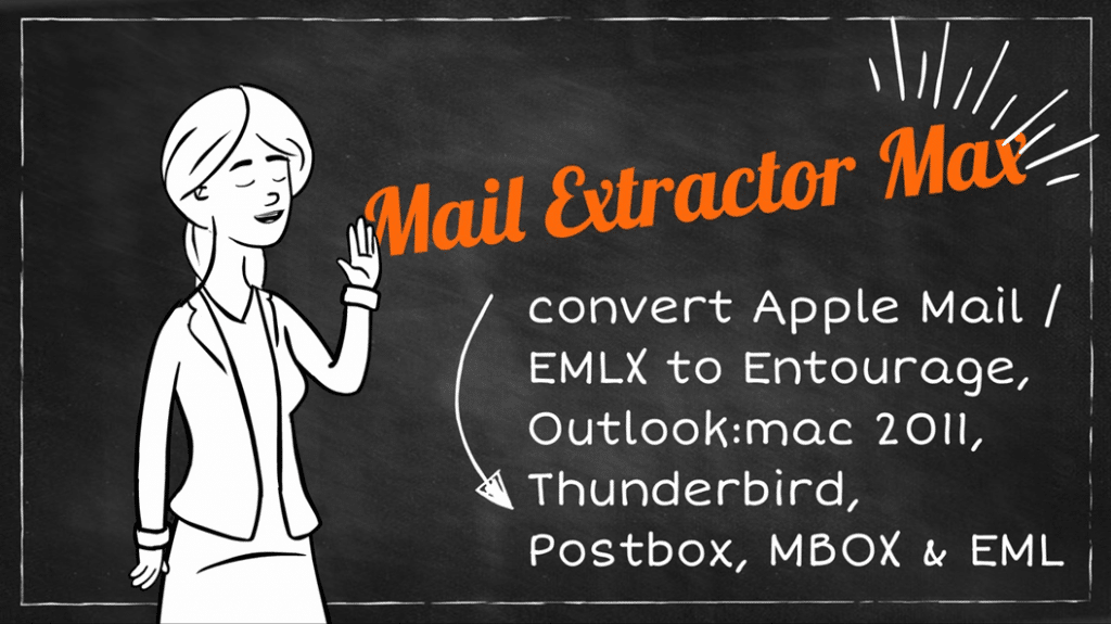 Transfer Apple Mail to Windows Live Mail