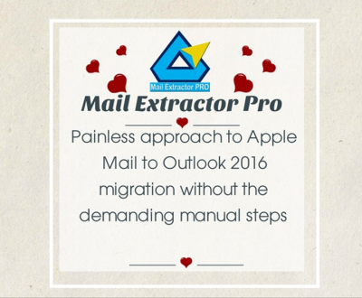 Apple mail to Outlook 2016