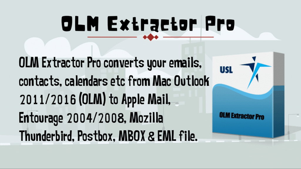 Convert OLM to MBOX Mac | Mac Outlook OLM to MBOX Converter