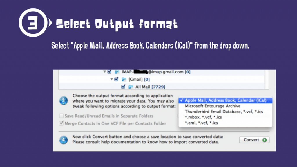 Import email from Outlook 2011 to Mac Mail in Four Steps