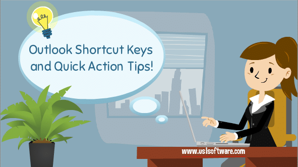 Outlook Shortcut Keys