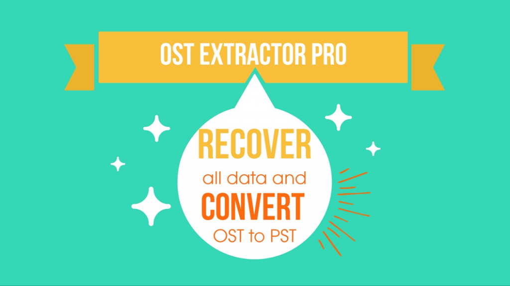 recover data from ost to pst