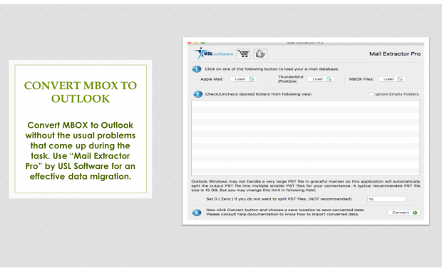 Convert MBOX to Outlook for Mac