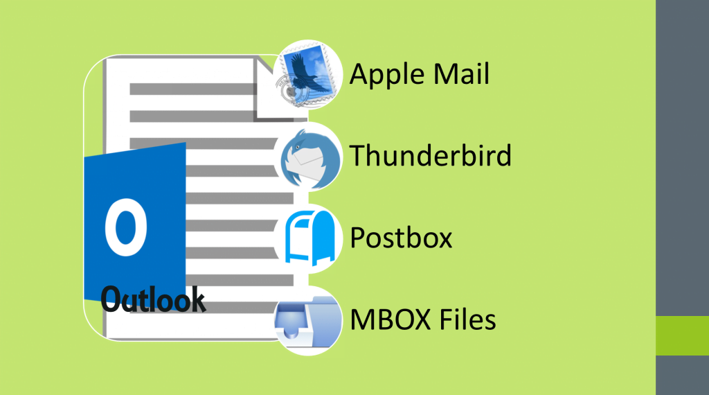 Convert Thunderbird to Outlook for Windows