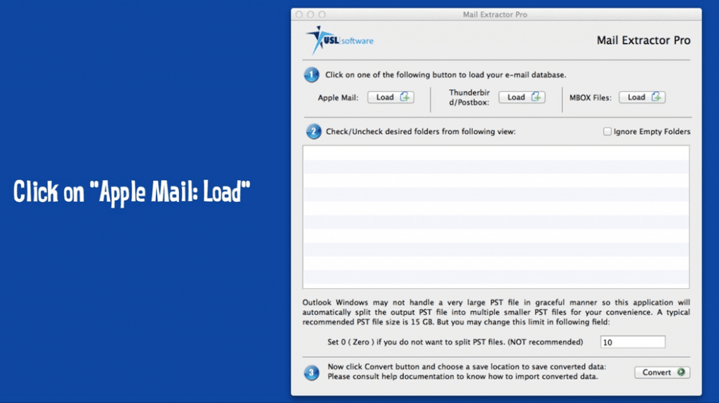 How to Export Apple Mail to Outlook