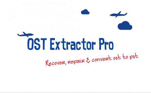 Microosft Outlook ost to pst converter