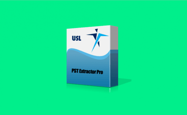 PST Extractor Pro Home Screen