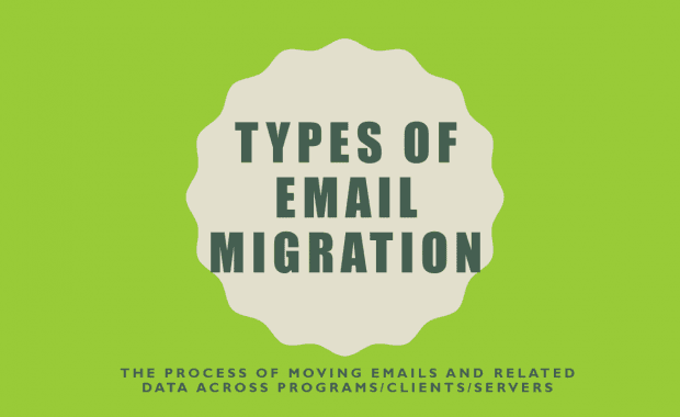 Types of Email Migration