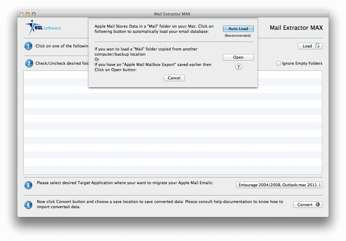 convert apple mail to entourage