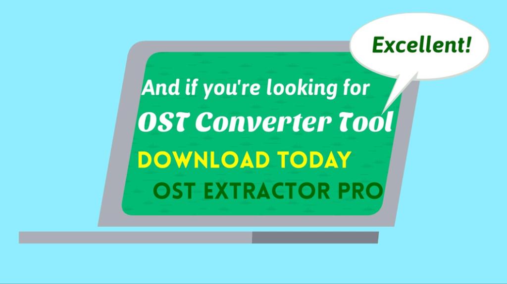 convert microsoft ost to pst free