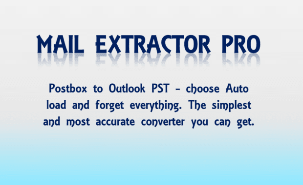 convert postbox to outlook pst