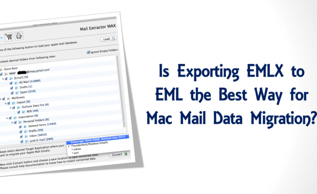 exporting emlx to eml