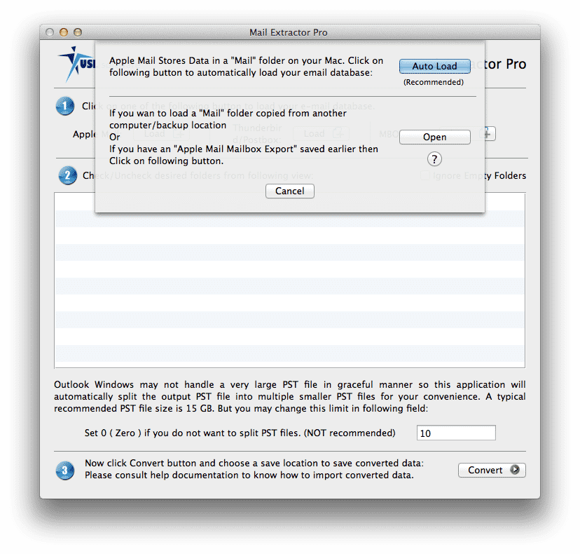 how to convert mac mail to outlook 2016