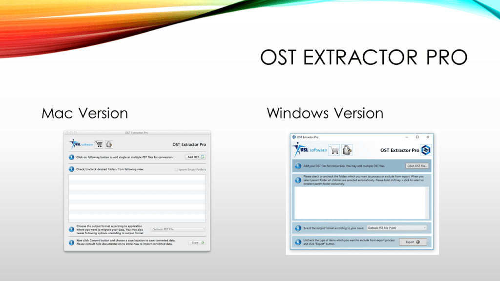 import ost to office 365 for mac