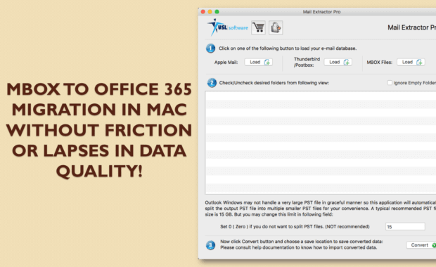 mbox to office 365 migration Mac