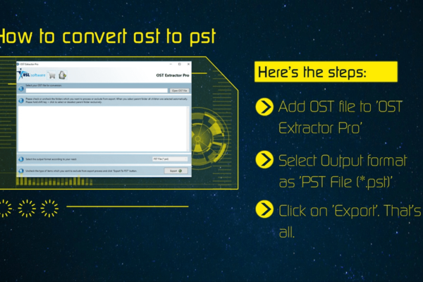 ost to pst conversion software
