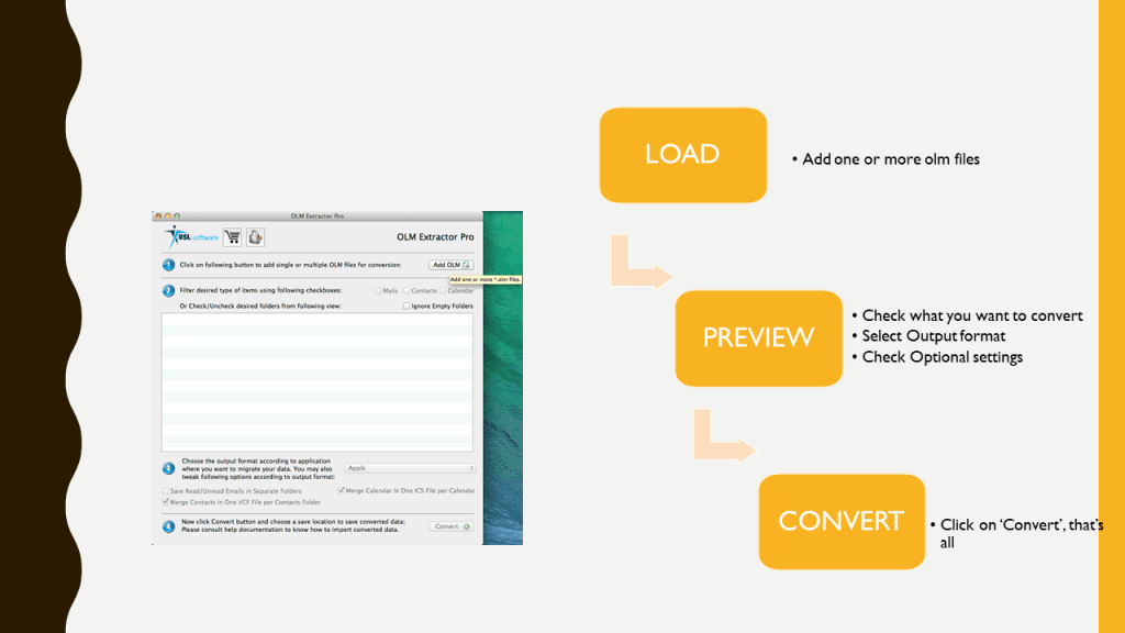 outlook to os x mail converter