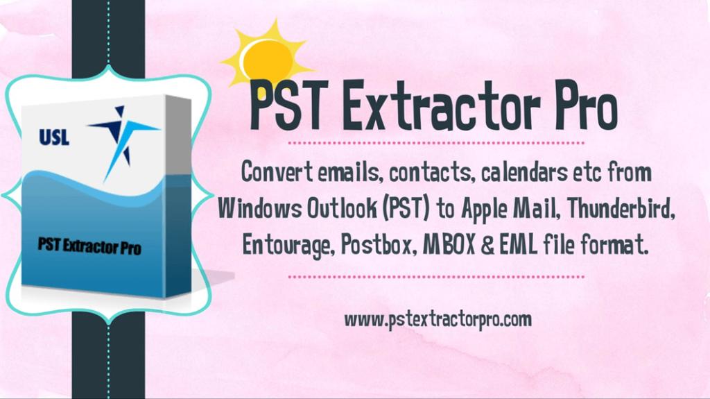 pst extractor
